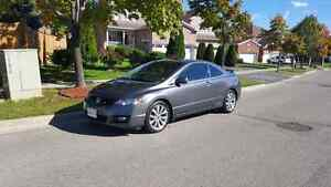 09 Civic SI LOW KM safety-etested no accidents