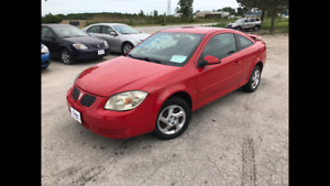 2008 Pontiac G5 Coupe Safety & Etested! Only 120K's!