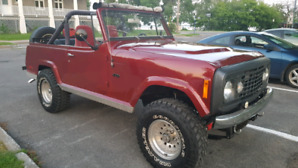1973 Jeep Commander - Automatic - Very Rare! Only 42k miles!