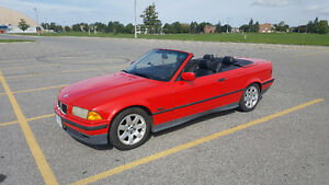 1995 BMW 3-Series 325i Convertible