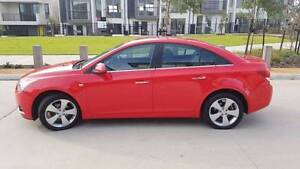 WHOLESALE! 2009 Holden Cruze CDX - AUTO - LEATHER - LOW KMS!! Coburg North Moreland Area Preview