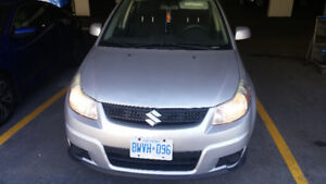 2010 Suzuki SX4 Hatchback