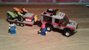 Lego City a vendre (3 modèles)