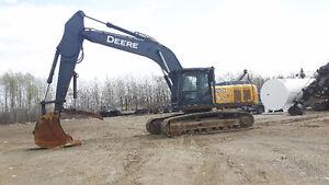 John Deere 350D LC Excavator