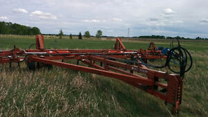 cultivator swather packers