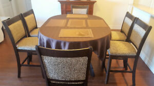 Dining Set. Dining Table.