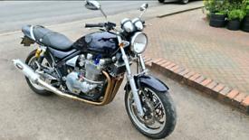 Kawasaki Zephyr ZRX1100 1993 (only 26,233 miles)