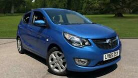 2015 Vauxhall Viva 1.0 SE (A/C) Manual Petrol Hatchback