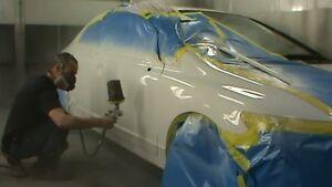 b. Carrosserie et peinture ,prix maison travail de qualité,laval