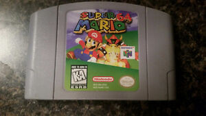 N64 Games - All Mario Games