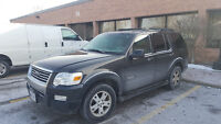 2007 Ford Explorer XLT SUV, Crossover, w/winter tires