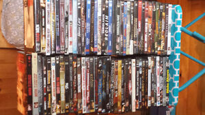 DVD'S PERFECT CONDITION USED FOR $1.50 EACH OR TRADE