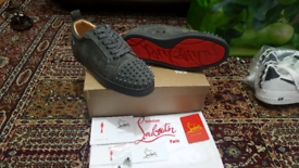 33e9f4485 Christian louboutin | Men's Trainers For Sale - Gumtree