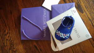 BNIB authentic Stuart Weitzman Baby sandals
