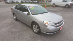 2007 Chevrolet Malibu LT ** CERTIFIED*** $4995 ** 100% APPROVED