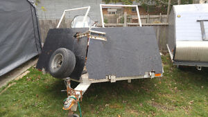 DOUBLE TRAILER drive on drive off Windsor Region Ontario image 2