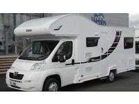 Motorhome Hire in Glasgow available now £700 per week