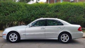 2009 Mercedes-Benz E-Class E320 Bluetec Avantgarde Sedan