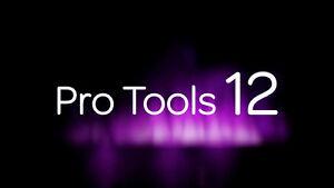 Avid - Pro Tools 10 / 11 / 12 -  Perpetual Bundle  - 600$ - NO H