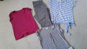 Maternity clothing lot size large