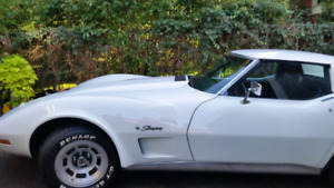 1974 Corvette Sting Ray REDUCED