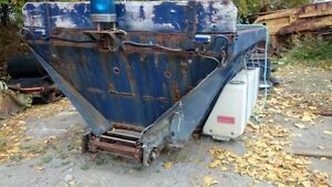 10ft hyd sander for rebuild or parts London Ontario image 4