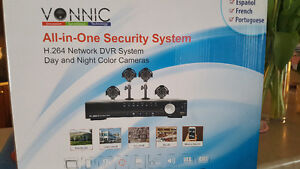 vonnic all in one security system