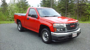 2008 GMC Canyon SL Pickup Truck