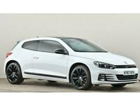 2017 Volkswagen Scirocco 2.0 TDi BlueMotion Tech GT Black Edition 3dr DSG Auto C