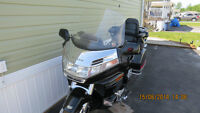 REDUCED TO SELL - $6,500 - 1999 Black Goldwing GL1500