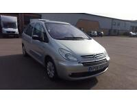 2006 Citroen Xsara Picasso 2.0i 16v 137hp auto Exclusive