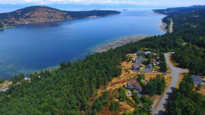 5 Acred Treed Lot in Nanoose Bay