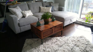 Furnished Luxury Condo Room for Rent on Subway Line: Leslie/Shep