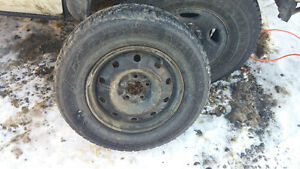 Good Year Winter Tires great condition