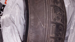 Dunlop Used Tires (Set of 4) 225/45R/19 - $100