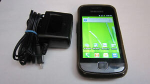 UNLOCKED Samsung Galaxy GIO Android cellphone