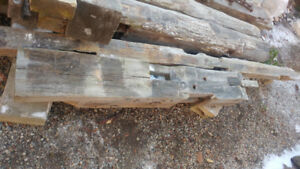 Historic Barn Beams
