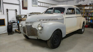 1941 Chev Master Deluxe 5 pass. coupe