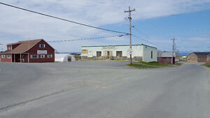6000 sq ft Commercial Building for sale on Bell Island