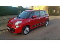 Fiat 500L 1.3TD ( 85bhp ) (s/s) Dualogic Pop Star