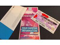 4 day bronze creamfields ticket
