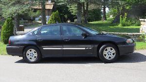 2005 Chevrolet Impala Berline