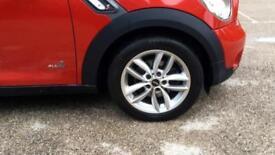 2013 Mini Hatch 2.0 Cooper S D ALL4 5dr Manual Diesel Hatchback