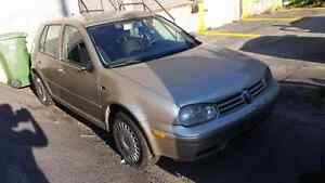 2002 golf tdi part out pieces volkswagen