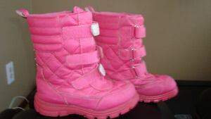 Childrens Place girls winter boots