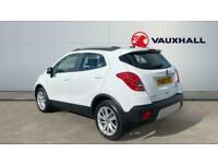 2015 Vauxhall Mokka 1.6i Exclusiv 5dr Petrol Hatchback Hatchback Petrol Manual