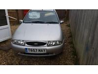 Ford Fiesta 1.2 1999 Ghia low miles only 46k from new