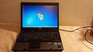 Used Compaq 6910P Core 2 Duo Laptop with DVD and Wireless
