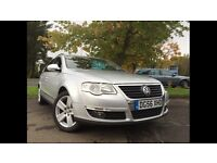 2006 VW PASSAT SPORT 2.0 TDI ESTATE •1 YR MOT• •TIMING BELT REPLACED•