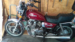 1981 SUZUKI GS650L - 1 Owner Only